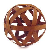 Rusty Band Balls - 40cm