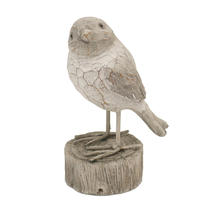 Small Wooden Bird