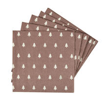 Fawn Small Tree Paper Napkin