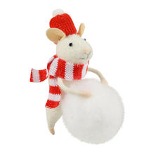 Let's Build A Snowman Mice - Snowball