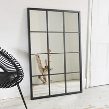 Large Outdoor Window pane Mirror