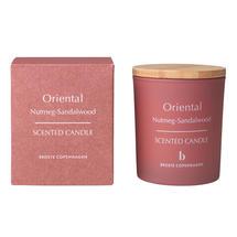 Scented Candle Oriental -  Nutmeg & Sandlewood