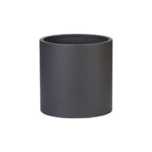 Aluminium Cylinderical Planter Ø60 x 80