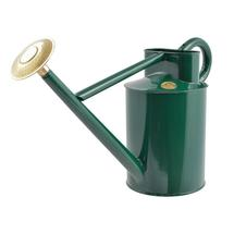 Traditional 2 Gallon Green Watering Can
