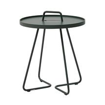 On-the-move side table small - Dark green