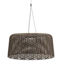 Ambient Mesh Extra Large Pendant Lamp - Carob