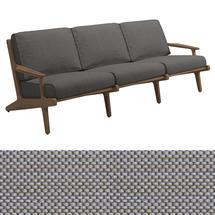 Bay 3 Seater Sofa - Granite Sling / Granite Cushions