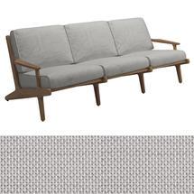 Bay 3 Seater Sofa - Seagull Sling / Seagull Cushions