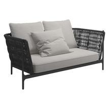 Grand Weave Sofa Meteor / Shadow - Blend Linen