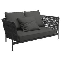 Grand Weave Sofa Meteor / Shadow - Blend Coal