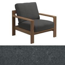 Loop Lounge Chair  Charcoal Strap - Blend Coal