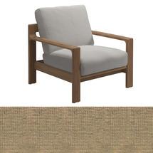Loop Lounge Chair Pebble Strap - Blend Linen