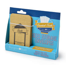 Seed Storage Envelopes - pack of 12