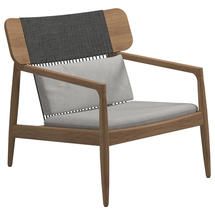 Archi Lounge Chair - Seagull