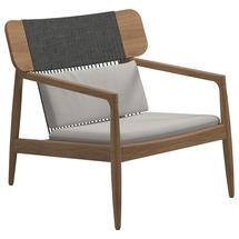 Archi Lounge Chair - Blend Linen