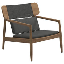 Archi Lounge Chair - Blend Coal
