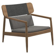 Archi Lounge Chair - Fife Rainy Grey