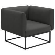 Maya Lounge Chair 97x86 Meteor - Blend Coal