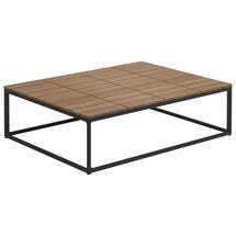 Maya Coffee Table 75 x 100 Teak - Meteor