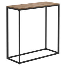 Maya Tall Console Table 75 x 30 Teak - Meteor