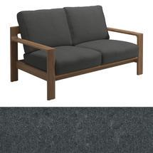 Loop 2-Seater Sofa Charcoal Strap - Blend Coal