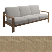 Loop 3-Seater Sofa Pebble Strap - Blend Linen