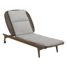 Kay Lounger Brindle Weave- Seagull