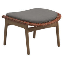 Kay Ottoman Copper Weave- Fife Rainy Grey