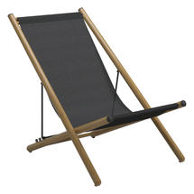 Voyager Deck Chair  - Meteor / Anthracite Sling