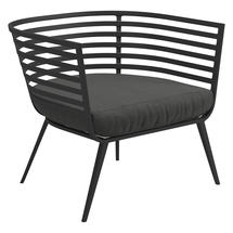 Vista Lounge Chair Meteor - Blend Coal