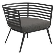 Vista Lounge Chair Meteor - Granite