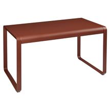 Bellevie Table 140 x 80cm - Red Ochre