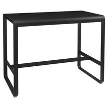 Bellevie High Table 140 x 80cm - Liquorice