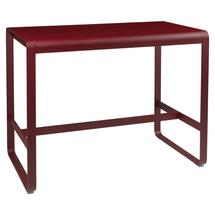 Bellevie High Table 140 x 80cm - Chilli