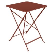 Bistro+ Table 57 x 57cm - Red Ochre