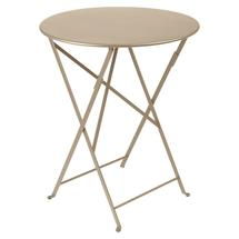 Bistro+ 60cm Round Table  - Nutmeg