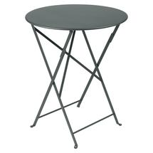 Bistro+ 60cm Round Table  - Storm Grey