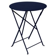 Bistro+ 60cm Round Table  - Deep Blue