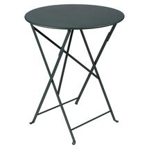 Bistro+ 60cm Round Table  - Cedar Green