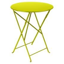 Bistro+ 60cm Round Table  - Verbena Green