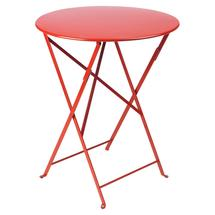 Bistro+ 60cm Round Table  - Poppy