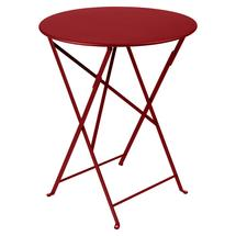 Bistro+ 60cm Round Table  - Chilli