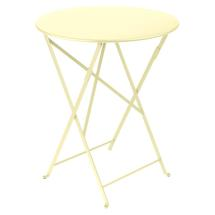 Bistro+ 60cm Round Table  - Frosted Lemon