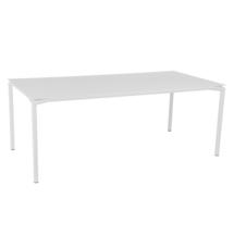 Calvi Table 195 x 95cm - Cotton White