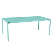 Calvi Table 195 x 95cm - Lagoon Blue