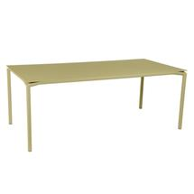 Calvi Table 195 x 95cm - Willow Green