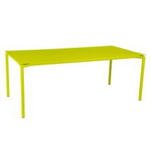 Calvi Table 195 x 95cm - Verbena Green