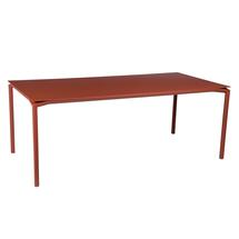 Calvi Table 195 x 95cm - Red Ochre