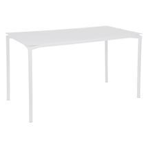 Calvi Table 160 x 80cm - Cotton White