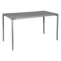 Calvi Table 160 x 80cm - Steel Grey